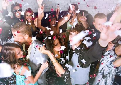fête remise diplome étudiants