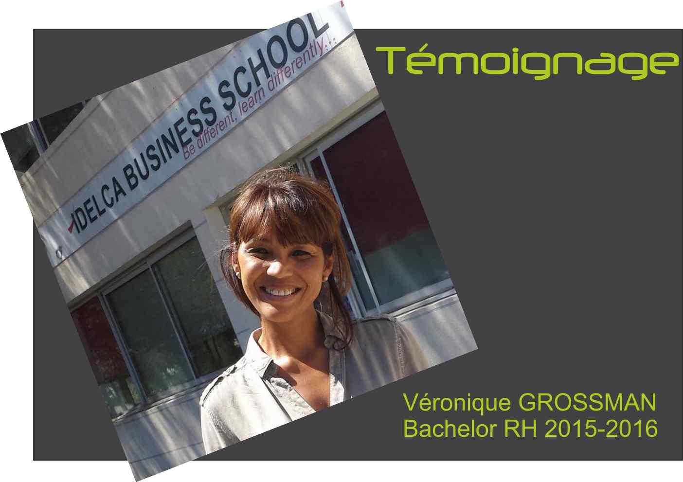 Véronique Bachelor RH
