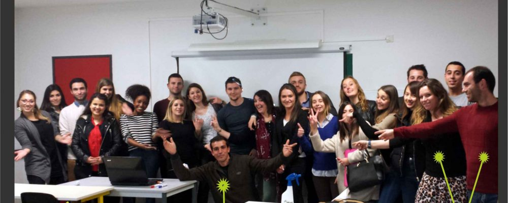 projet master 2 marketing communication