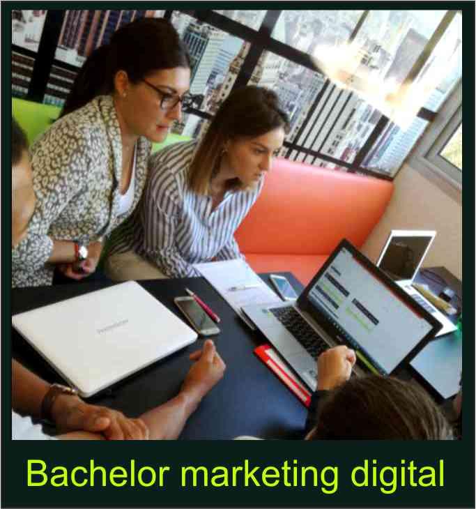 bachelor en marketing bac+3 Montpellier